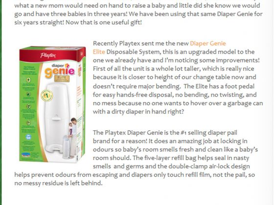Playtex on Mom vs The Boys