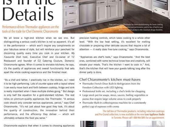 Thermador Kitchen Luxury