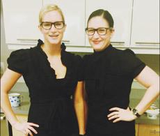Paradigm PR Fashion Friday - Twinsies