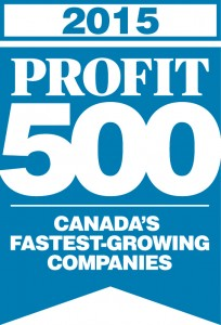 Profit 500 Canada's Fastest Growing Companies