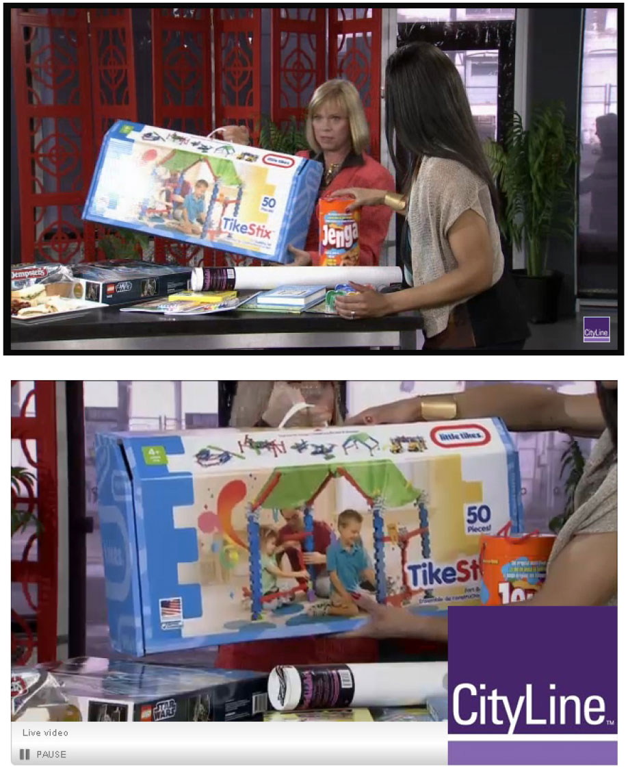MGA Little Tikes Cityline Feature