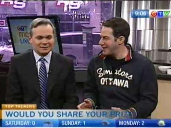 Tim Hortons CTV