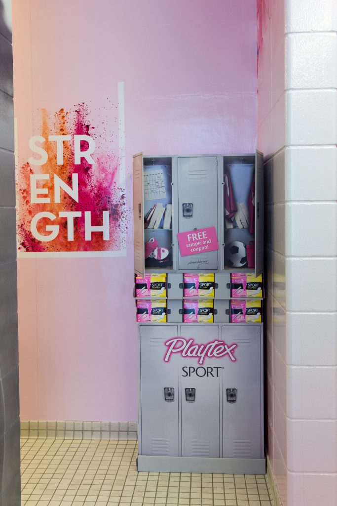 Playtex Sport Locker